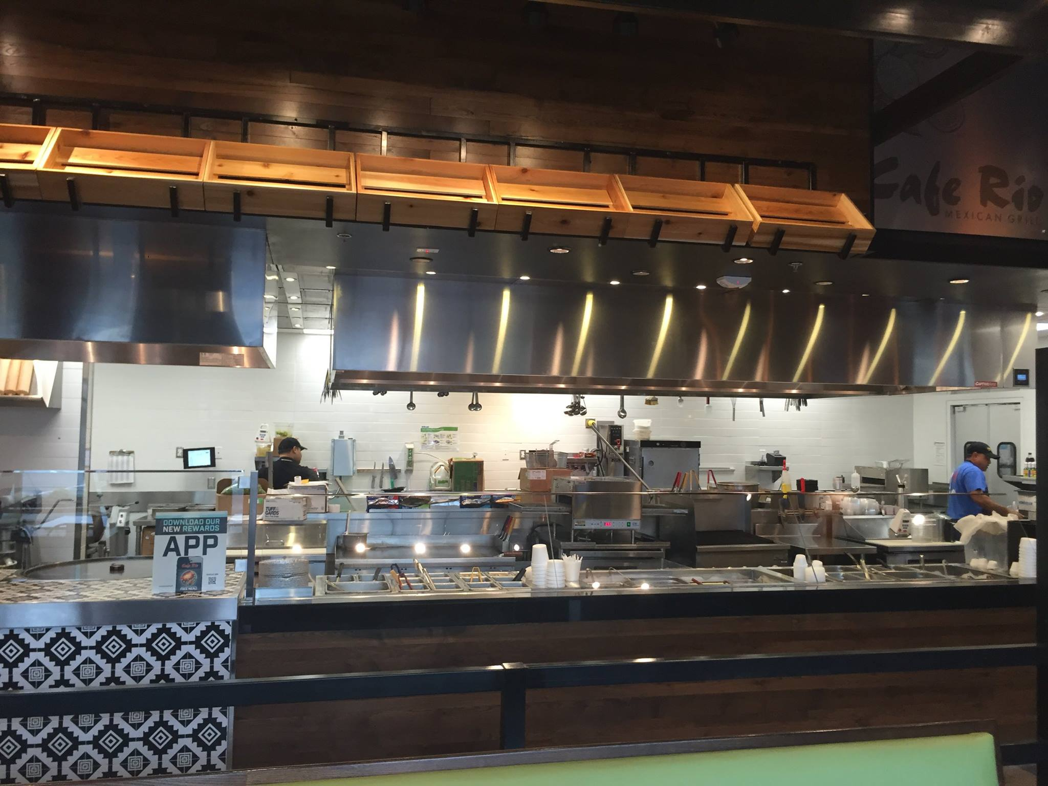gallery photo : Cafe Rio Restaurant
