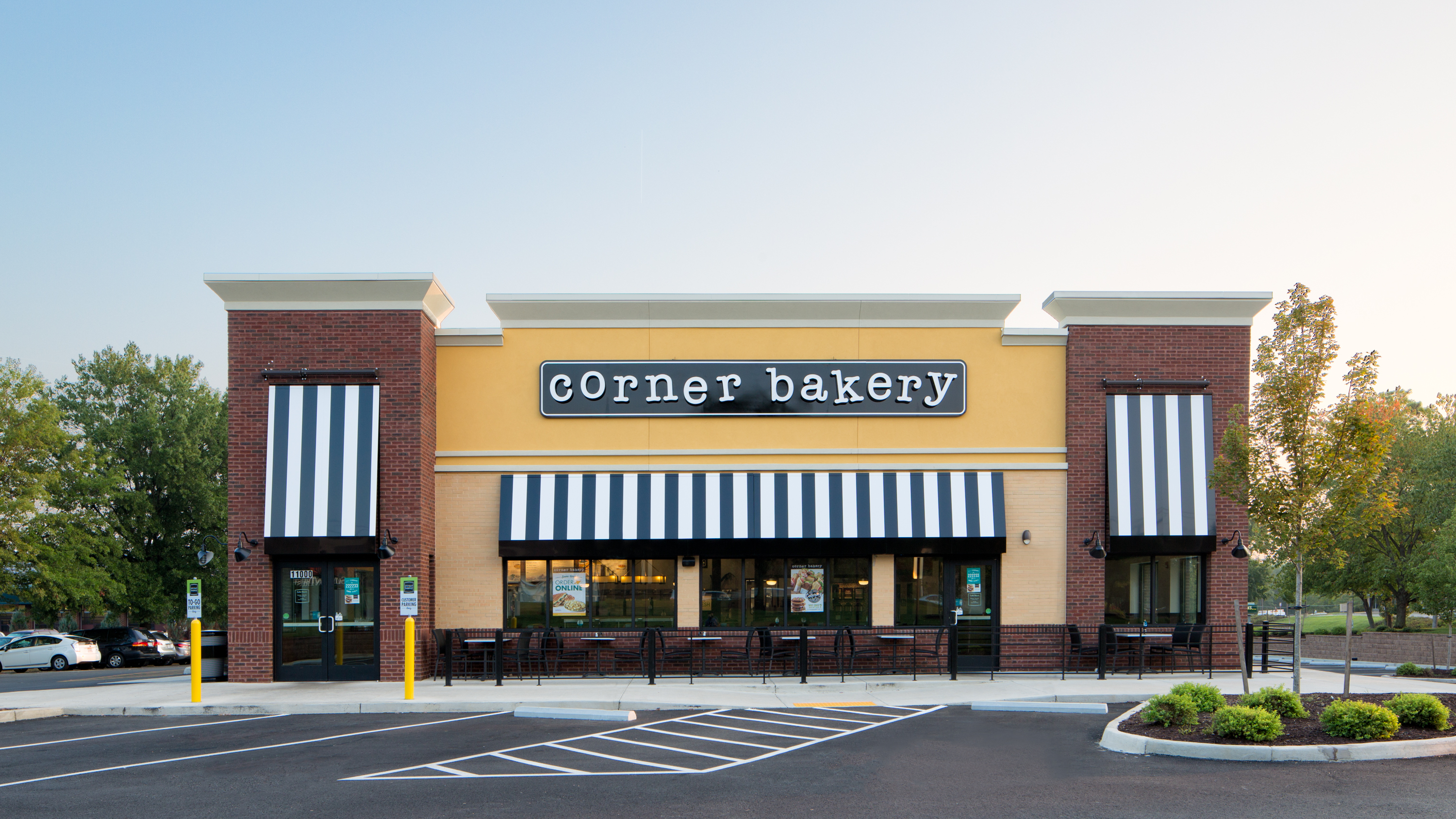 gallery photo : Corner Bakery