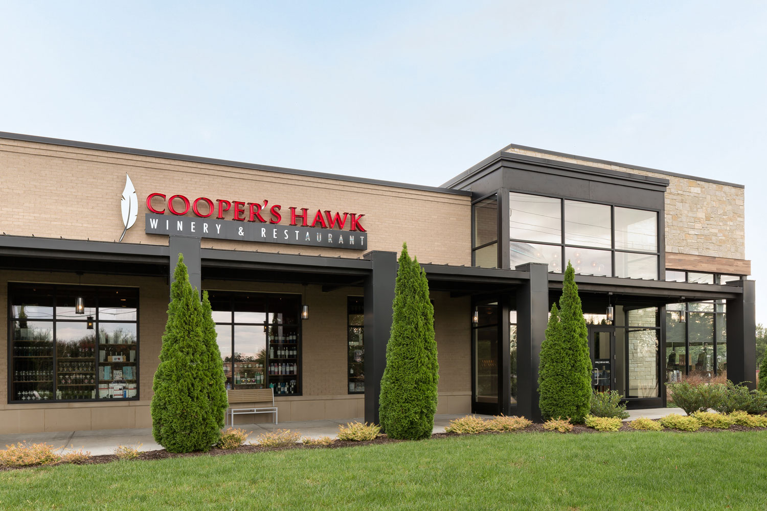 gallery photo : Cooper's Hawk Restaurant Shell