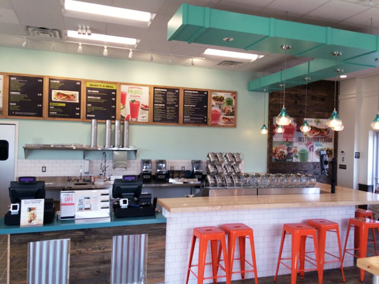 gallery photo : Tropical Smoothie