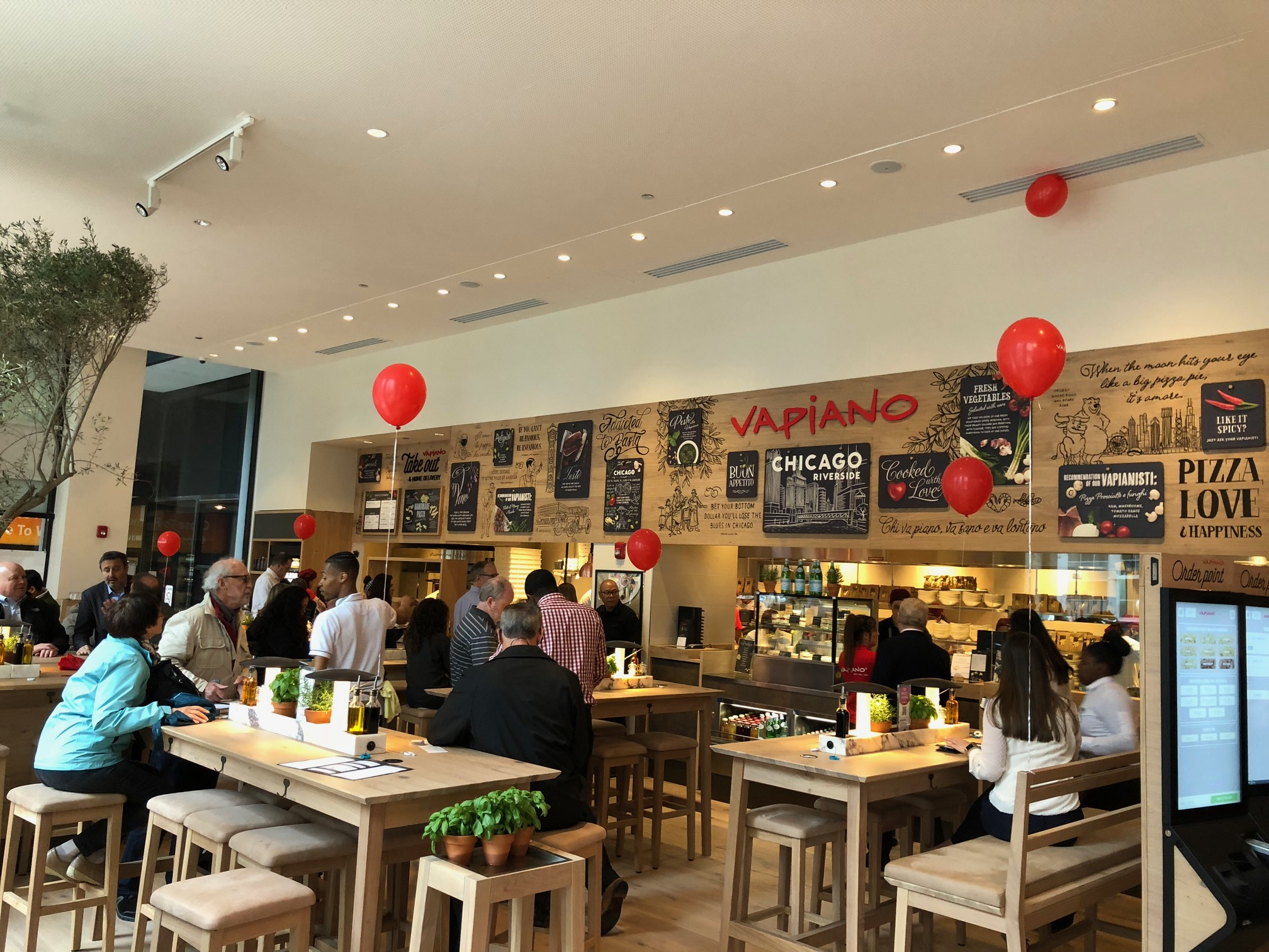 gallery photo : Vapiano
